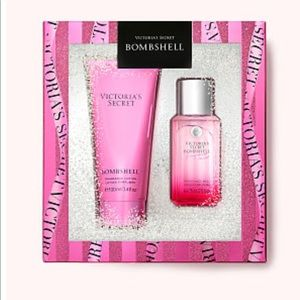NWT - Victoria Secrets Bombshell Gift Set
